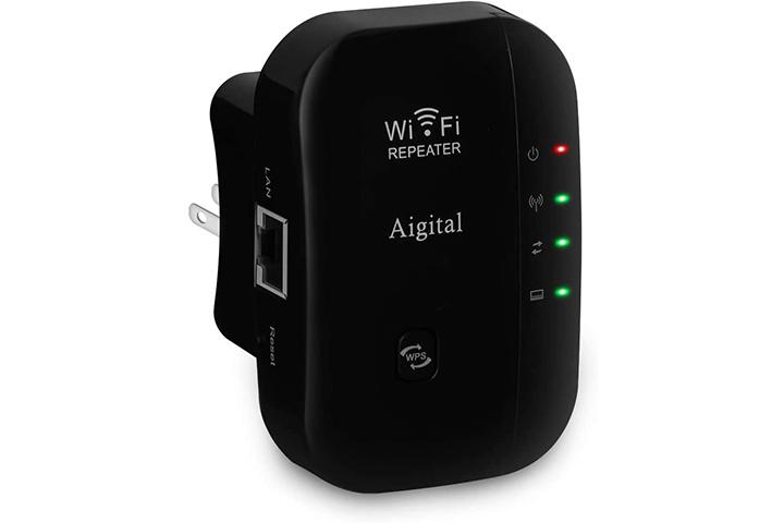 Amazon Prime Day deal on Aigital Wifi Range Extender