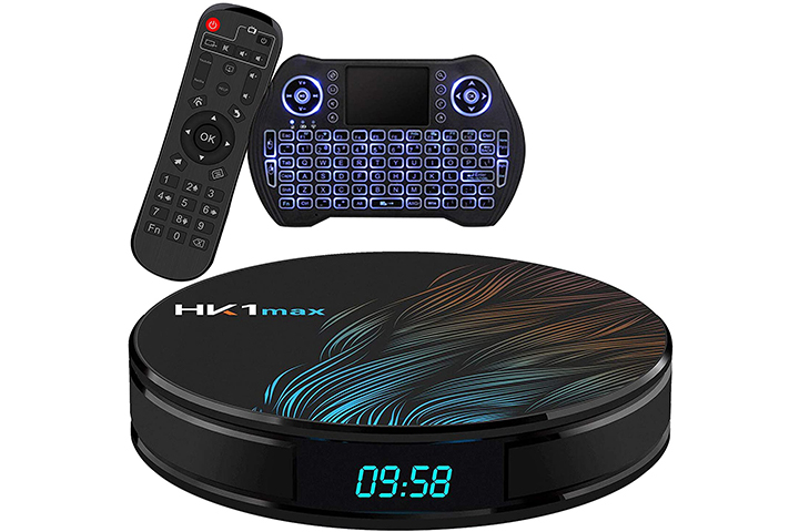 Amazon Prime Day deal Android TV Box 10.0 4GB 64GB Smart TV Box