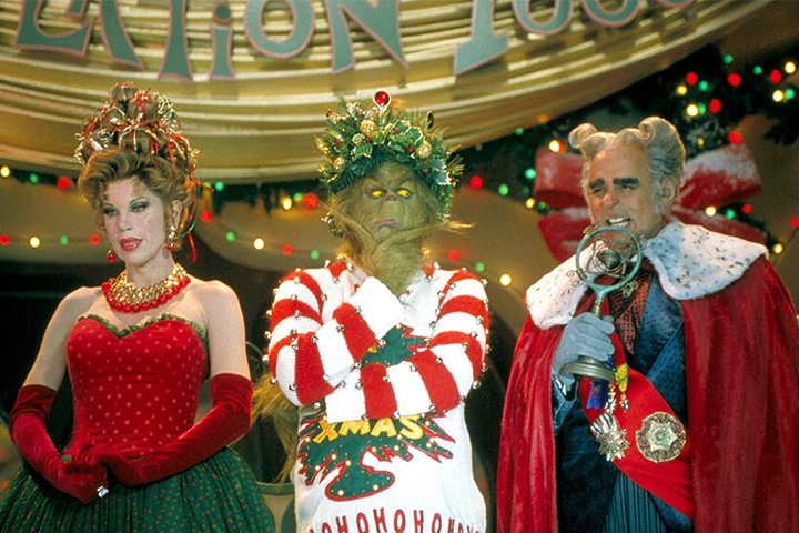 Stream How the Grinch Stole Christmas on Netflix